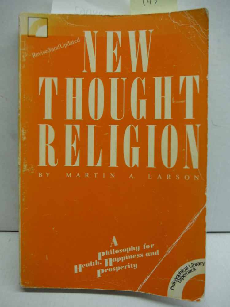 New Thought Religion
