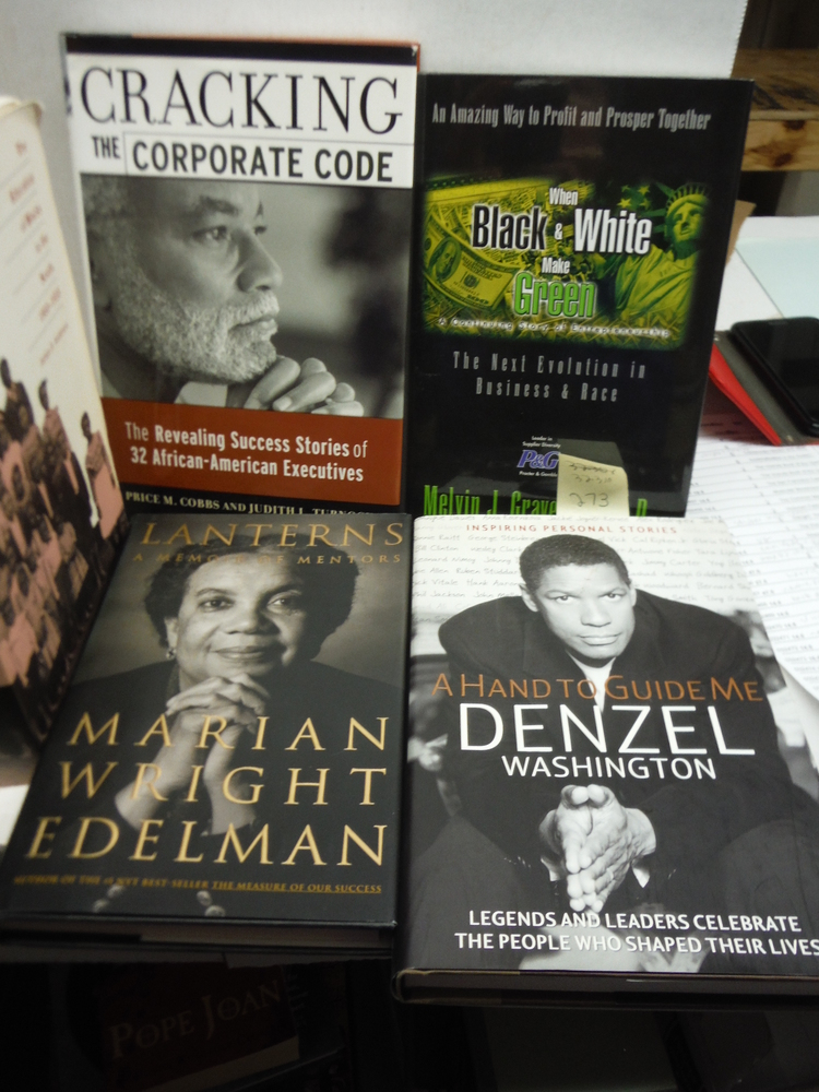 Image 3 of Twelve African-American History and Biography Books