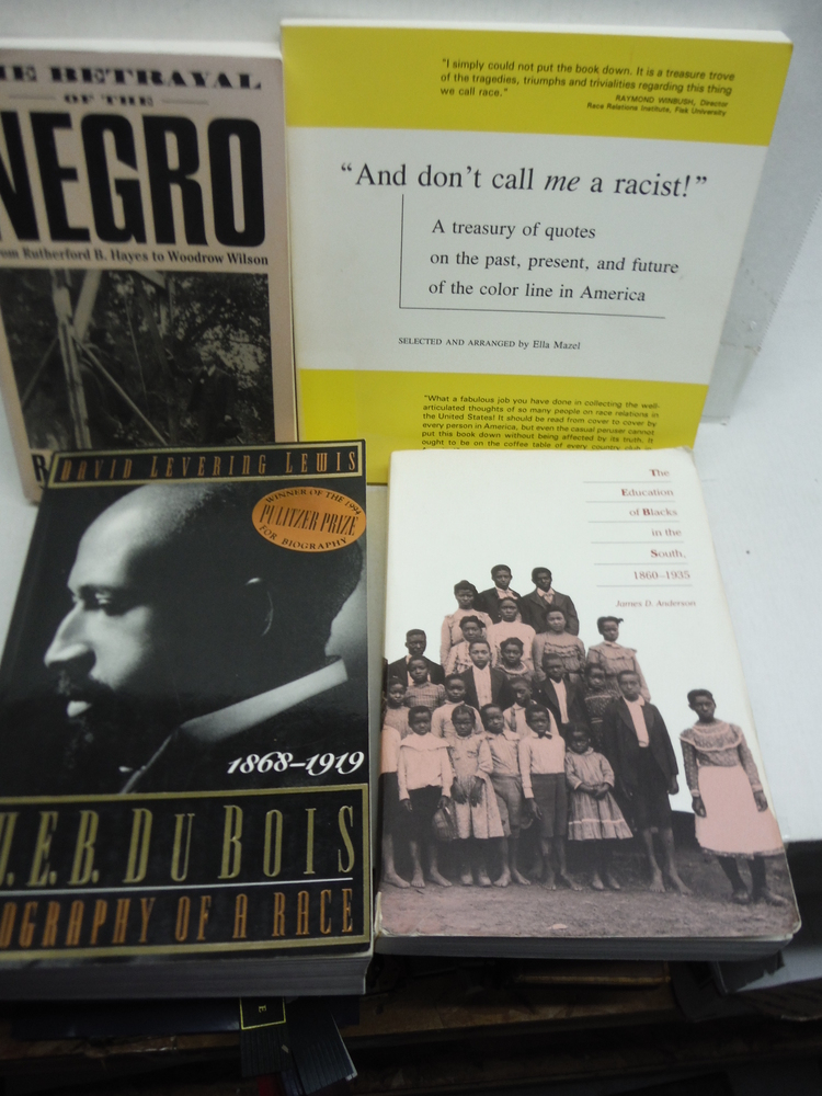 Image 4 of Twelve African-American History and Biography Books