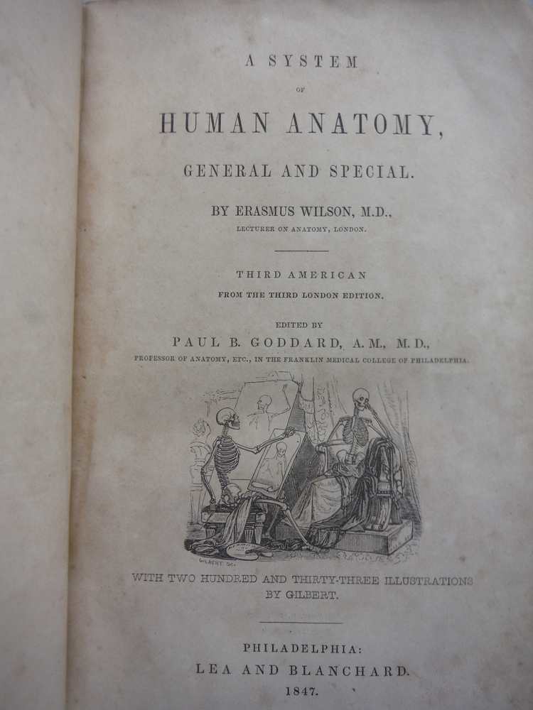 Image 1 of A System Of Human Anatomy General and Special
