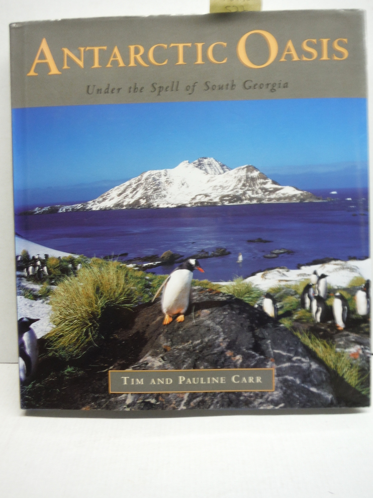Image 0 of Antarctic Oasis: Under the Spell of South Georgia