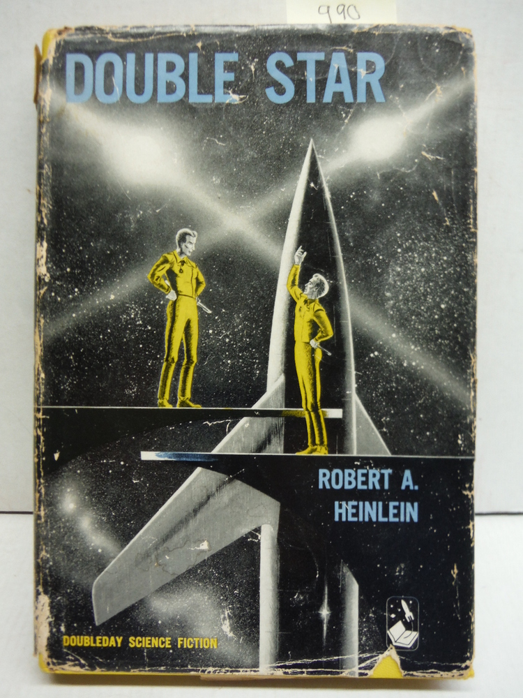 Double Star. 1956. Cloth with dustjacket.