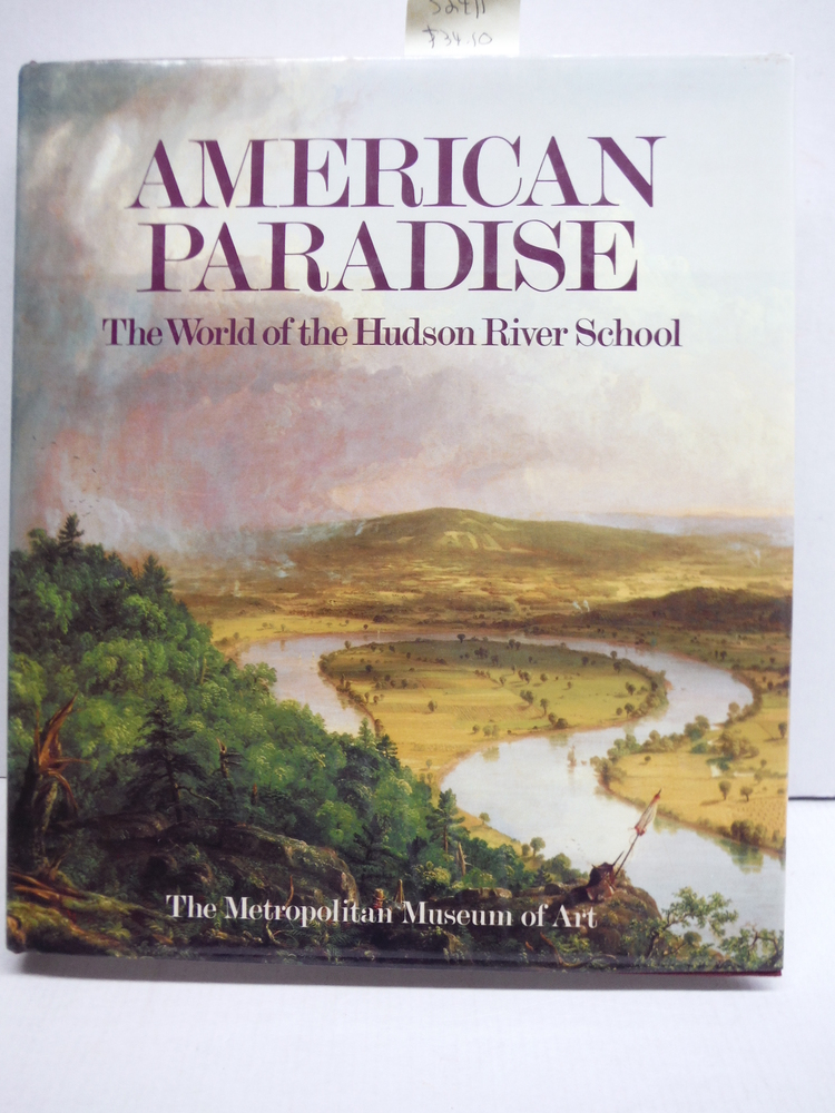 Image 0 of American Paradise: The World of the Hudson River School