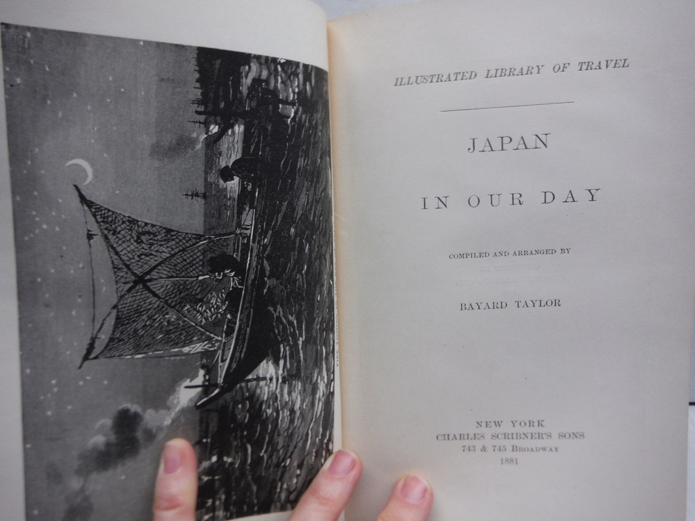 Image 1 of Japan in our Day (Illustrated Library of Travel)