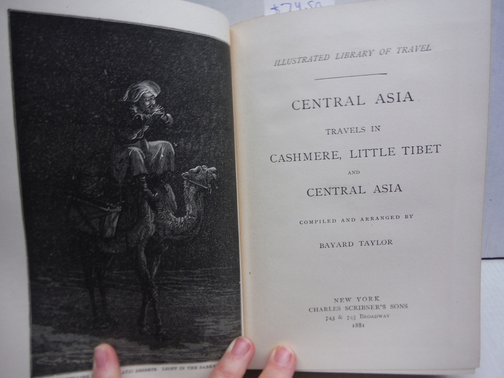 Image 1 of Central Asia Travels in Cashmere, Little Tibet and Central Asia