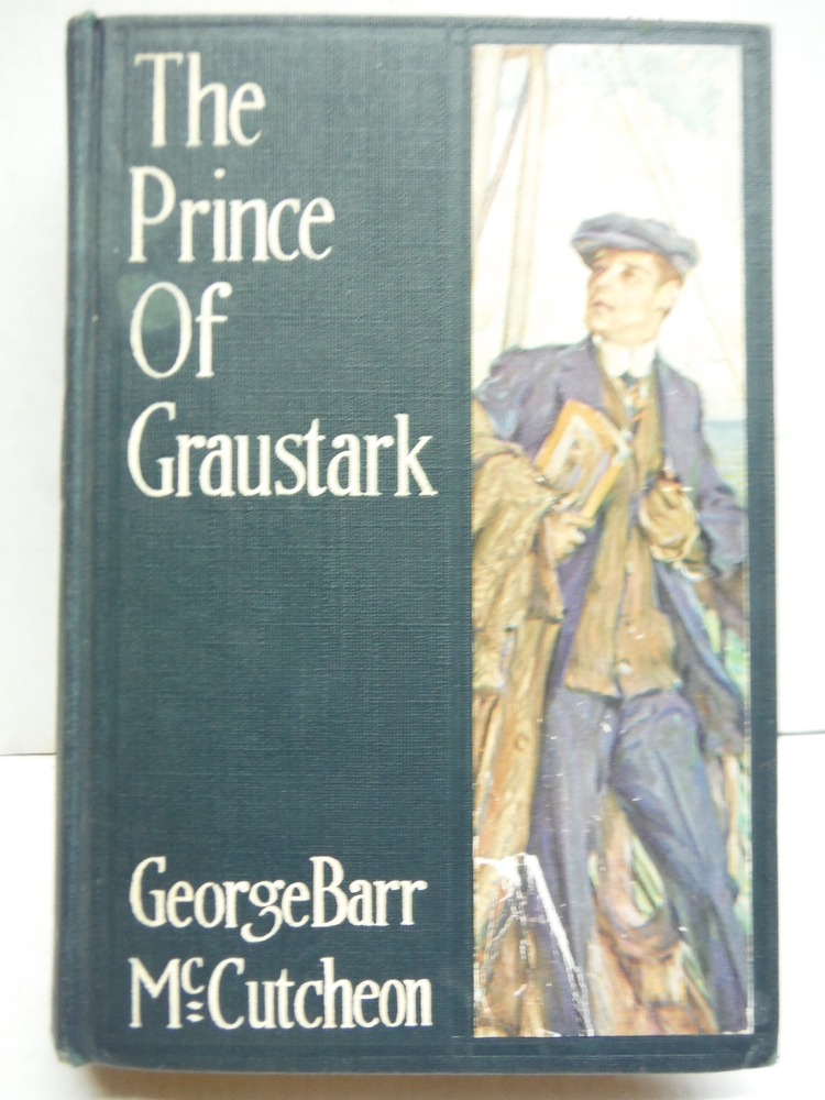 The prince of Graustark. With illustrations by A.I. Keller.
