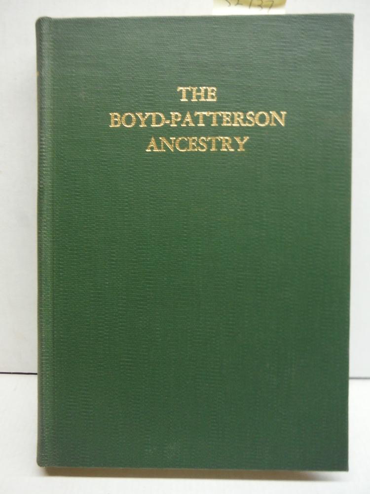 Boyd-Patterson Ancestry