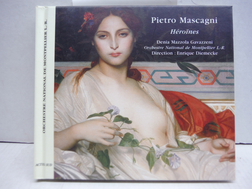 Pietro Mascagni: A Giacomo Leopardi - cantata, Héroines (a collection of aria