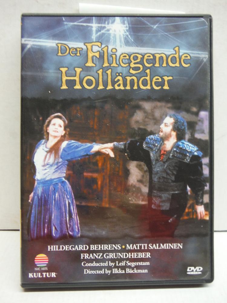 Wagner - The Flying Dutchman (Der Fliegende Hollander) / Backman, Behrens, Grund
