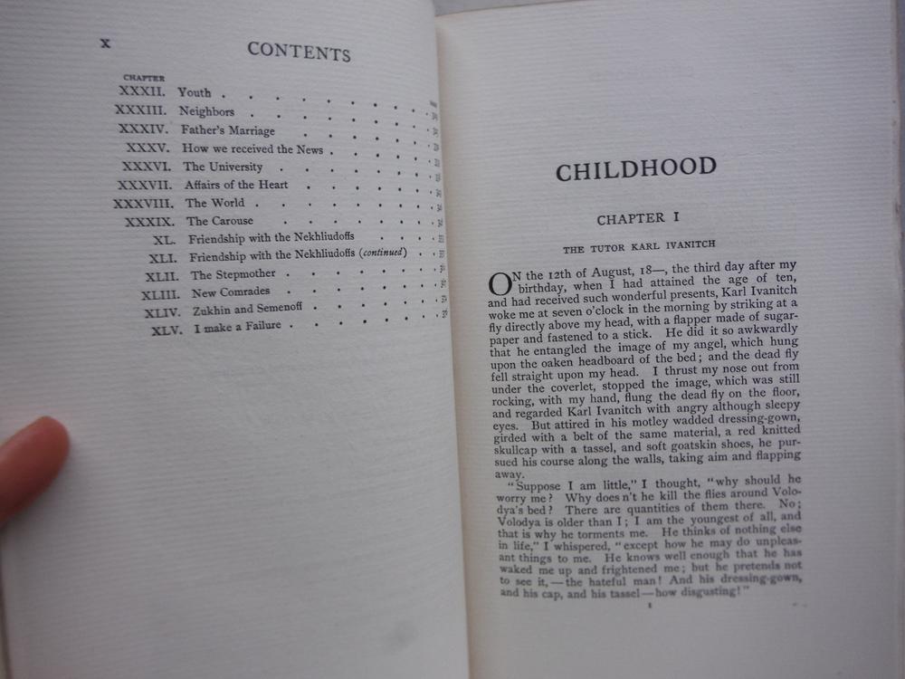 Image 2 of Childhood Boyhood, Youth