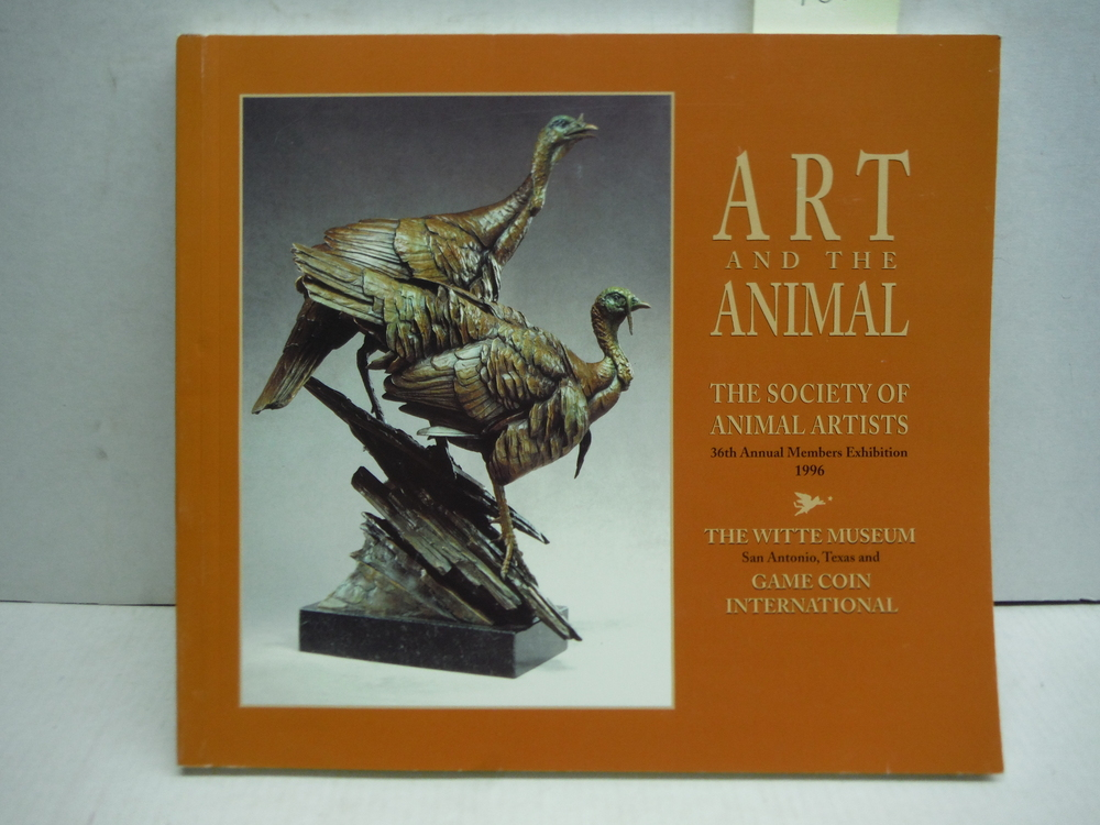 Art and the Animal: The Society of Animal Artists 36th Annual Members Exhibition