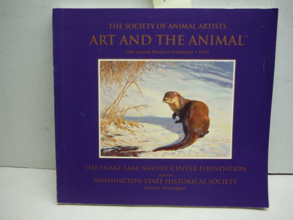 Art and the Animal: 33rd Annual Members Exhibition 1993