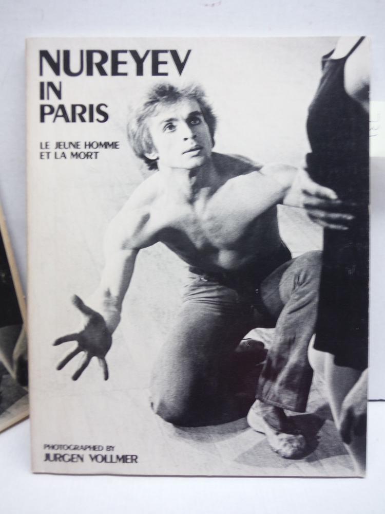 Nureyev in Paris: Le Jeune Homme et la Mort