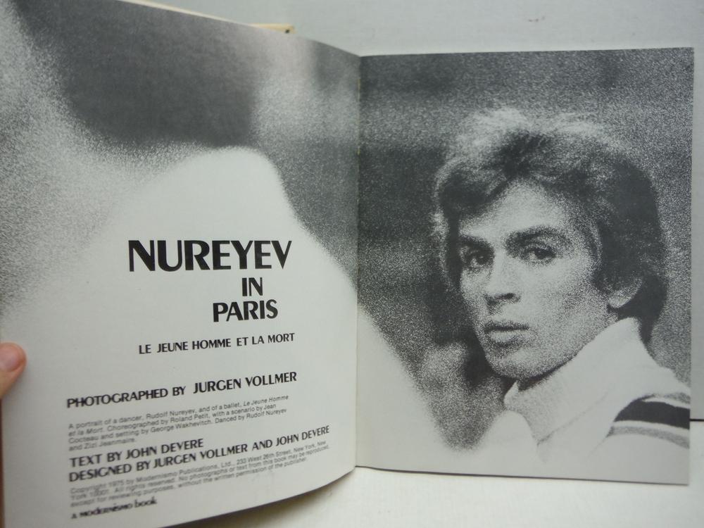 Image 1 of Nureyev in Paris: Le Jeune Homme et la Mort