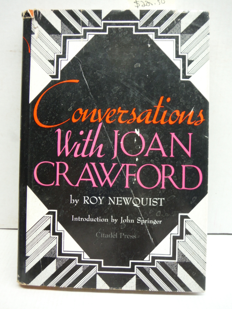 Image 0 of Conversations With Joan Crawford
