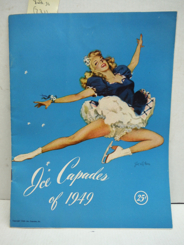 Image 0 of Ice Capades of 1949 (9th Edition)