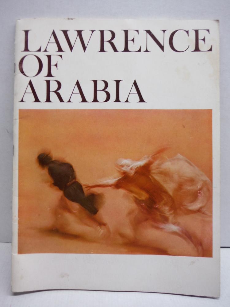 Lawrence of Arabia Souvenir Movie Program