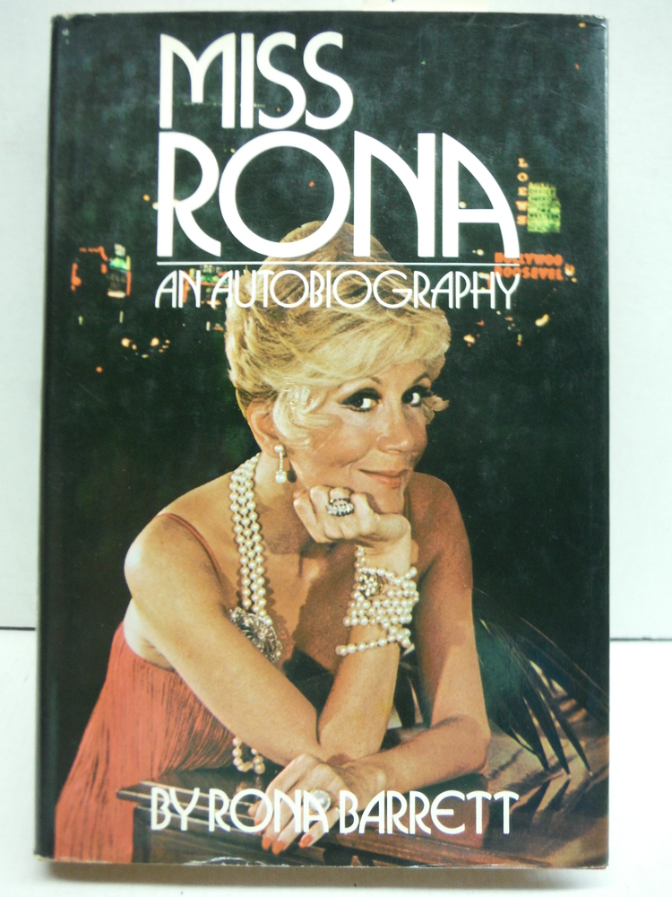 Miss Rona: An autobiography