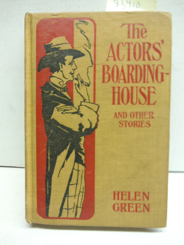 The Actors' Boarding House and Other  Stories