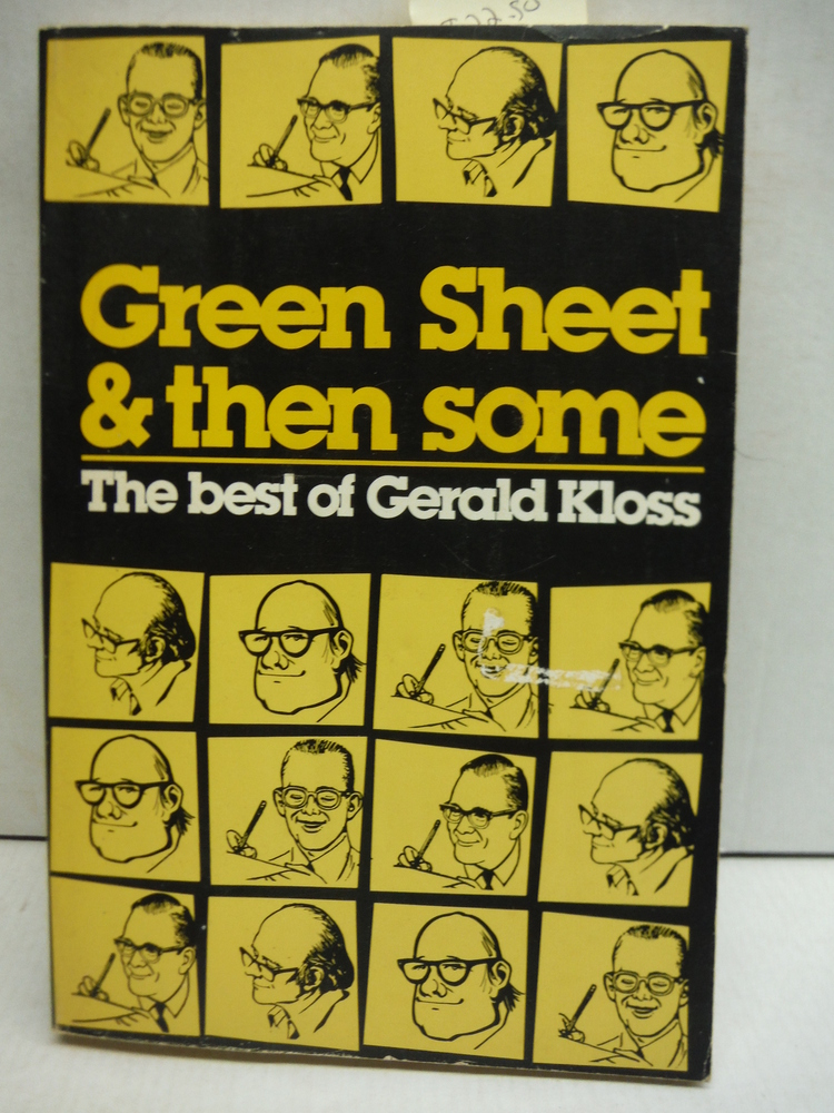 Green Sheet & Then Some