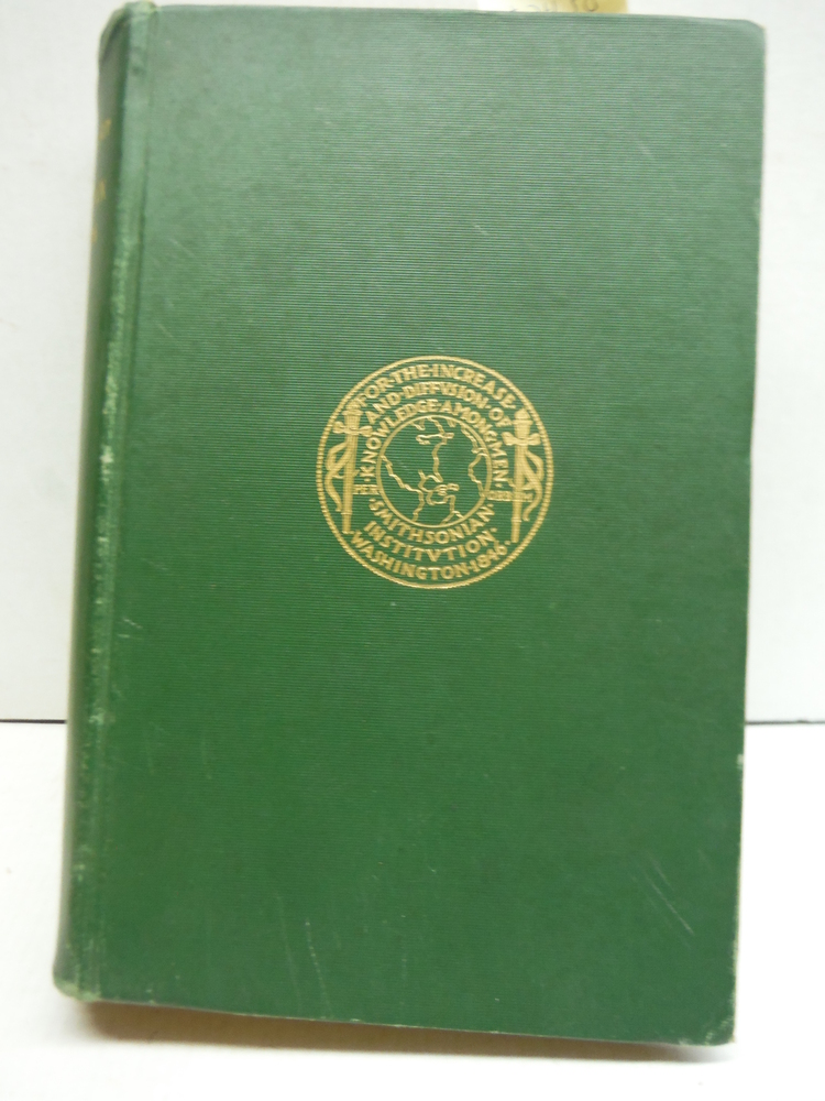 Annual Report of the Board of Regents of the Smithsonian Institution for Year En