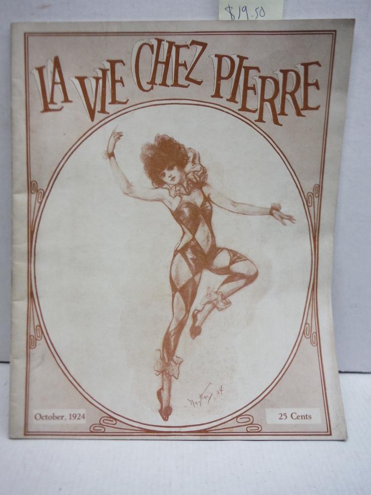 La Vie Chez Pierre Vol. 1 - No. 7 (October 1924)