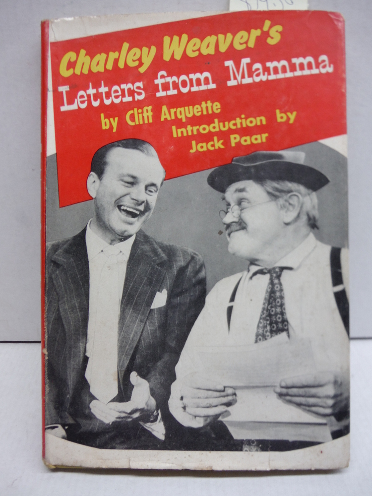 Charley Weaver's Letters from Mamma