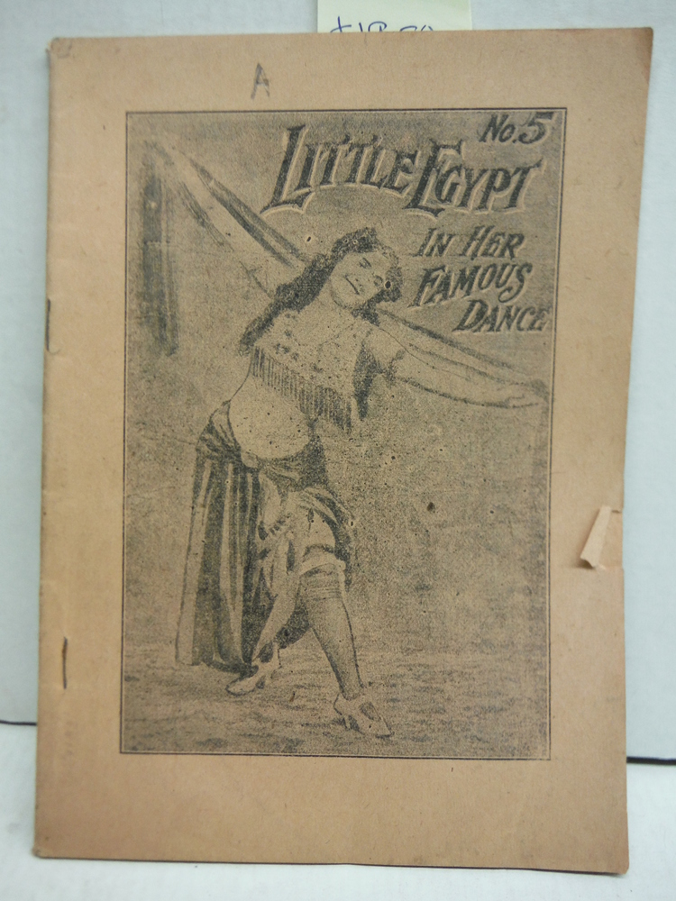 Image 0 of Little Egypt in Her Famous Dance No. 5
