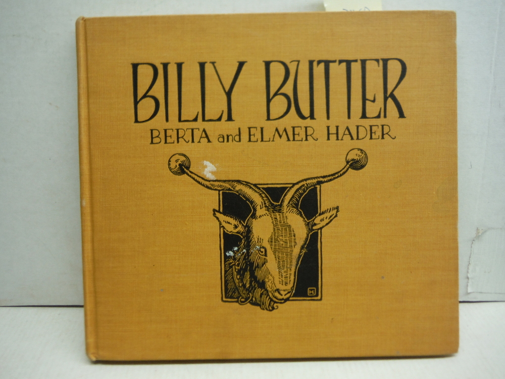 Billy Butter / The Tale of A Little Brown Goat
