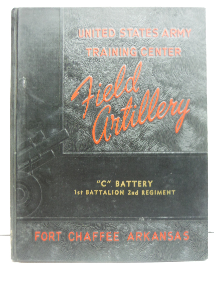 United States Army Training Center Field Artillery C Battery 1st Battalion 2nd