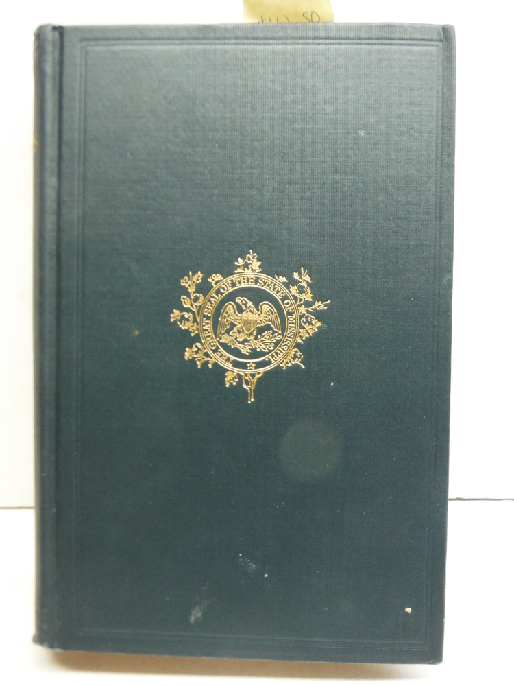 Publications of the Mississippi Historical Society, Volume XI, 1910