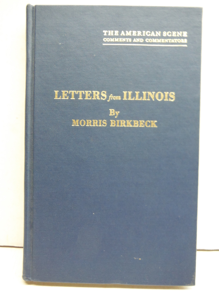 Letters From Illinois (The American scene)