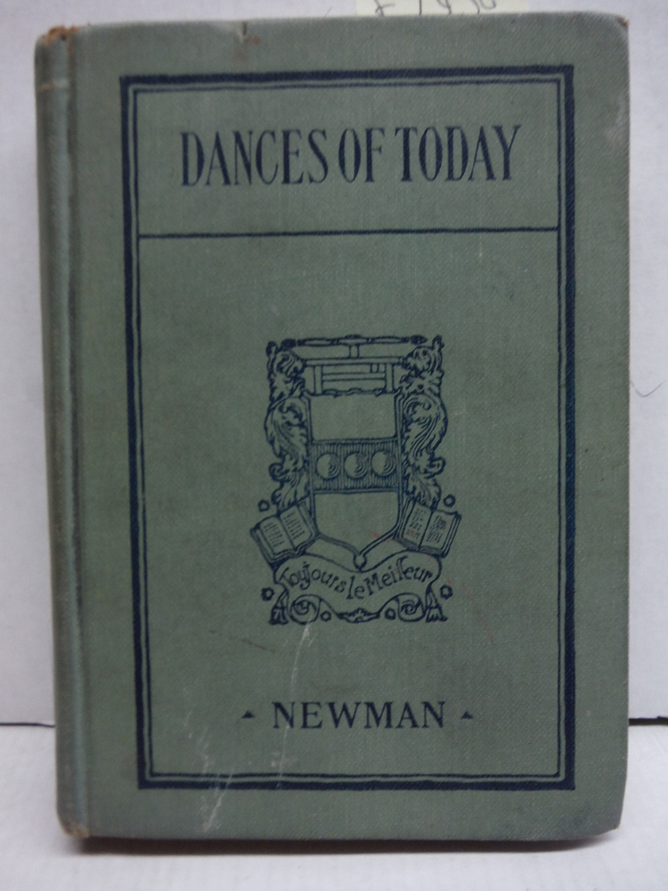 Dance of to-Day: an Expert's Full Directions, With Illustrations and Diagram, fo