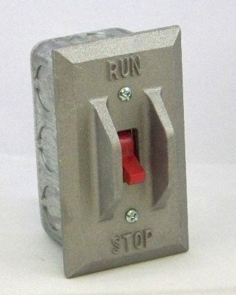 Image 0 of PS-1A Elevator Pit Switch with Cast Aluminum Cover